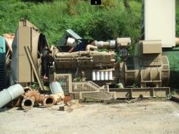 KT1250kw(한국통신 비상용 구매품) 발전기