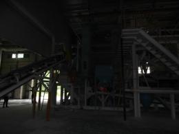 석회석가공설비