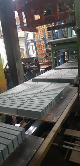 시멘트 블럭생산설비