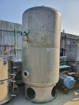 스텐 압력탱크