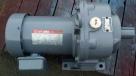기어드 감속기 모터
