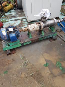 스크루 펌프 / 펌프 /pump