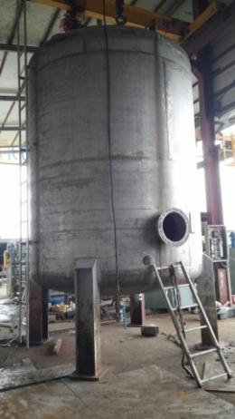 초고속 액비반응기 제작(대성환경ENG)