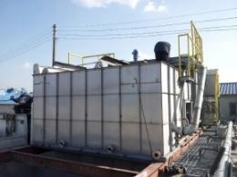 기*농장 폐수처리시설 납품 및 설치
