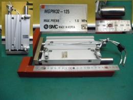 MGPM32-125 SMC 가이드실린더