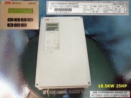 ABB SAMI GS ACS501-025-3-00P210000 18.5KW 25HP STROMBERG DRIVES OY(Frequenzumrichter Inverter)