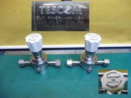 테스콤 74-3062KRW21 TESCOM 74-3000 시리즈 레귤레이터 1000PSI