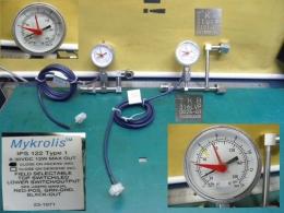 PRESSURE GAUGE  압력계 IPS 122 TYPE 1  Mykrolis 01-0718-E