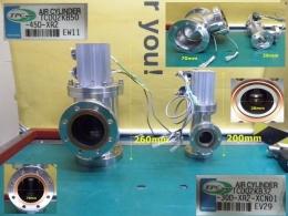 TPC에어실린더/플랜지  진공부품
