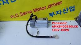 AMKB400B20LCK 100V 400W 파나소닉 서보모터 Panasonic Servo Motor