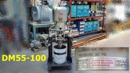 DM55-100 대명 고점도펌프 LUFT MOTOR-AIR MOTOR