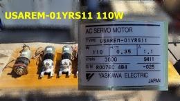 USAREM-01YRS11  110W  서보모터 Servo Motor 야스카와 YASKAWA