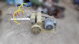 KRA-10 ORION DRY-PUMP 오리온 드라이펌프 모터5마력 3상220/380