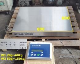 메틀러 토레도 전자저울 IND 425 W1 20g~60kg / W2 50g~150kg