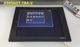 A985GOT-TBA-V 미쓰비시 터치패널(스크린)