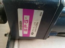 SPG소형모터