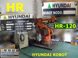 현대로보트 HR120 Robot+HR Controller HYUNDAI ROBOT  다관절로보트 시운전가능!!
