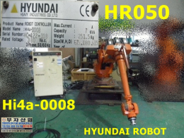 현대로보트 HR050 Robot + Hi4a-0008 Controller HYUNDAI ROBOT 다관절로보트 시운전가능!!