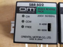 ORIENTAL /SBR 502/ MOTOR BRAKE REVERSE PAKE