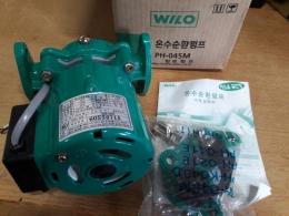 WILO 온수순환용펌프