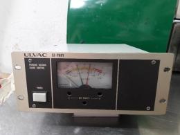 ULVAC PENNING VACUUM GAUGE CONTROL