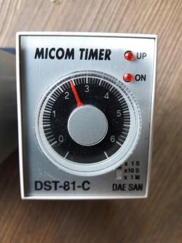 DST-81-F DAE SAN MICOM TIMER  대산 마이콤 타이머