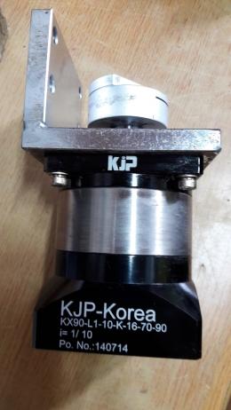 KJP-KOREA 감속모터 KX90-L1-10-K-16-70-90