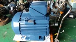 효성 55KW 모타 /75마력 모터  6P 380V 60Hz