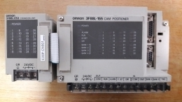 OMRON 3F88L-155 CAM POSITIONER / 3F88-E53EXPANSION UNIT