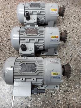 감속기/기어드 모터/0.2KW/220V/380V/4극/3상/삼양 감속기/30:1