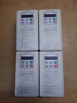 인버터/MITSUBISHI/FR-U120-0.2K-F/0.2KW/AC200-230V