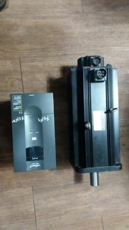 HIGEN AC SERVO 세트MOTOR:FMA LF30-AA01(3.0KW) FDA-6030