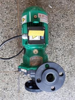 YD-401GSRD6 / 1마력(0.75kw) World chemical 마그네트 펌프