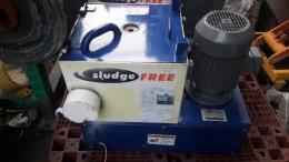 크런티 슬러지 SF-50N /SIudge FREE / CleanTEC 원심분리기