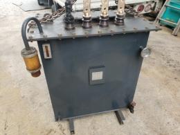 트랜스 300KVA  / 도란스 / 공업용 전압 조정기