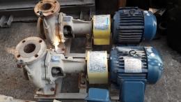 효성 3.7KW 5마력 / HES65-160 / 단단볼류트펌프