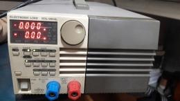 FUJITSU EUL-30JL ELECTRONIC LOAD