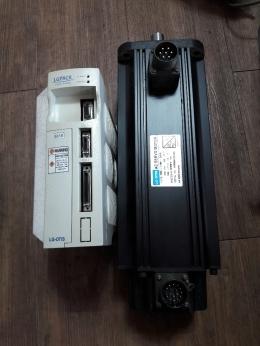 LG FMA-LF09-EA10서보모터/ FDA-5010 AC SERVO DRIVE 세트