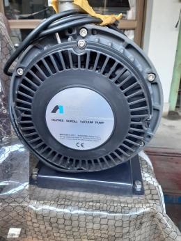 OILFREE SCROLL진공펌프 ISP-500B / MOTOR 0.6KW/오일프리스크롤 진공펌프