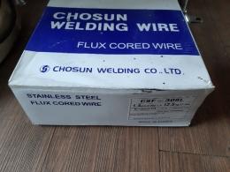 조선선재 스테인레스 플럭스 코드 와이어 / CSF-308L / 미 개봉 상품