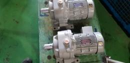 삼양 0.75KW 1마력 감속기/기어드모터 비율 1:40