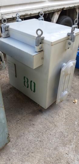 신일 트랜스 / 80KVA 도란스 공업용 전압 조정기