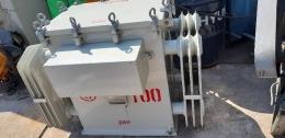 신성 100KVA 복권형 트랜스 / 도란스/ 공업용 전압조정기