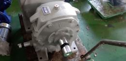 삼양 WB-155형 비율 30:1 웜 감속기/ 모터
