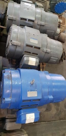 반폐 75마력 6극 모터 / 55KW 6P 380V 모터