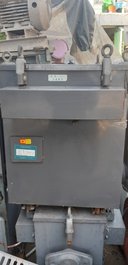 새한일렉트릭 50KVA 트랜스 / 공업용전압조정기/ 도란스