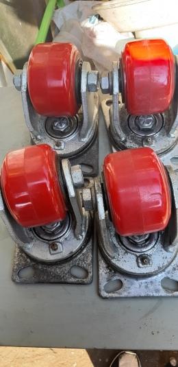 산업용바퀴 회전용/ 캐스터