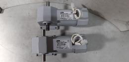 NISSEI GTR 양축감속모터 GTR HLM-15T-25-T60X 비율 25:1