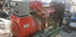 한성 발전기 100KW / HSG-100SR