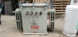 JEAIL 트랜스 150KVA 트랜스  / 공업용 전압조정기
